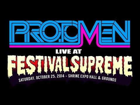 The Protomen - Live At Festival Supreme 2014