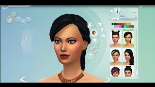 The Sims 4 CAS  Demo ITA Completo: Che Emozione!!