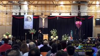 Padre Elías Arámbula en Wichita, Kansas.