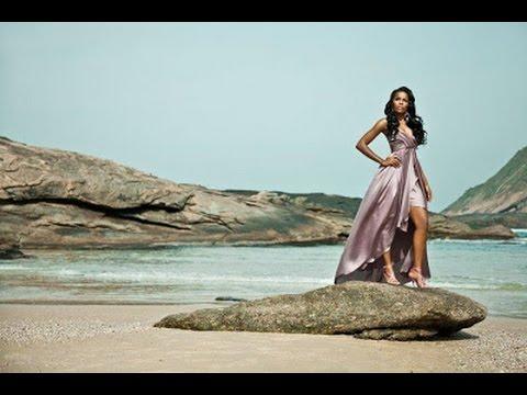 Miss World 2012 Contestant - ANGOLA - Edmilza Dos Santos's Photos & Profile/Biography