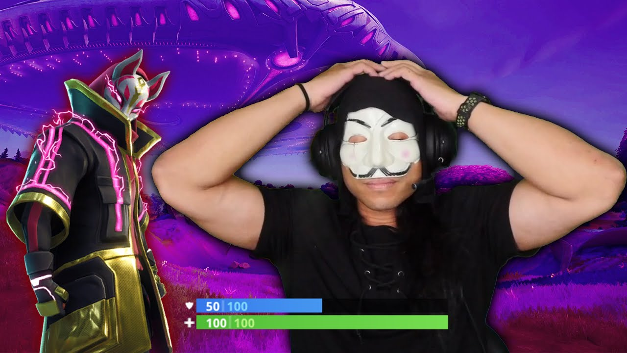 The *Carry Random Squads* Challenge in Fortnite