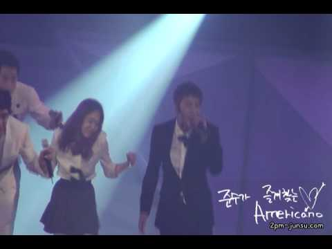 2PM Hands Up  아시아투어 in 서울 - Dance2night