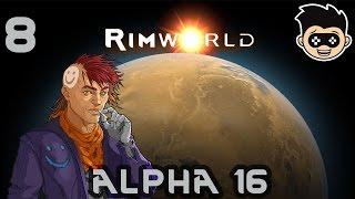 Rimworld | Alpha 16 | episode 8 - New Blood