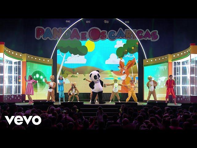 Panda e Os Caricas - Canguru (Live From Campo Pequeno, Lisboa / 2018)