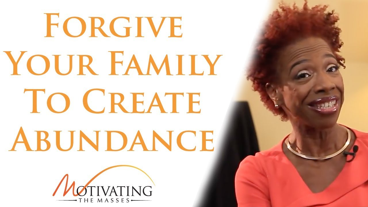 Lisa Nichols - Forgive Your Family To Create Abundance