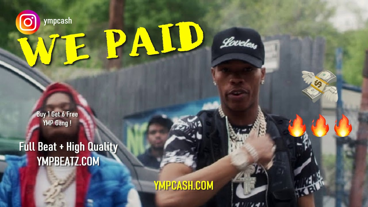 """[FREE] Lil Baby x 42 Dugg x YMP Cash Type Beat 2020 """"WE PAID"""" YMP Gang"""