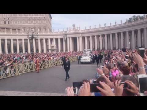Pope Francis, Vatican