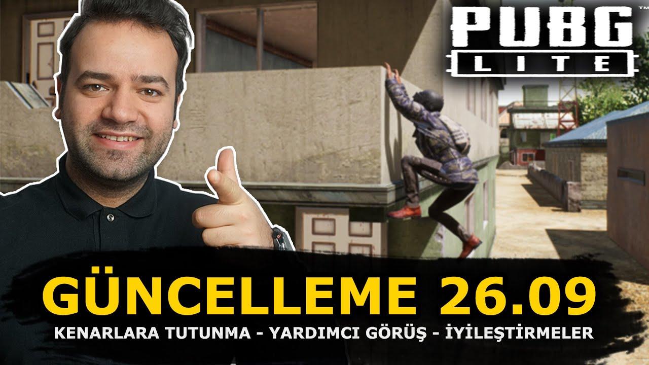 YENİ GÜNCELLEME 26.09 | MÜKEMMEL BİR MAÇ !! - PUBG Lite