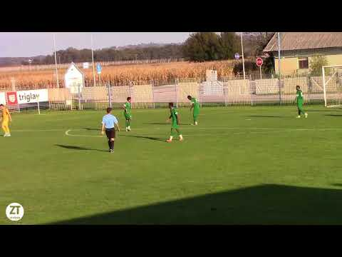 Goal Jani Atanasov - (Academy Pandev) Macedonia U19 vs S Arabia second match