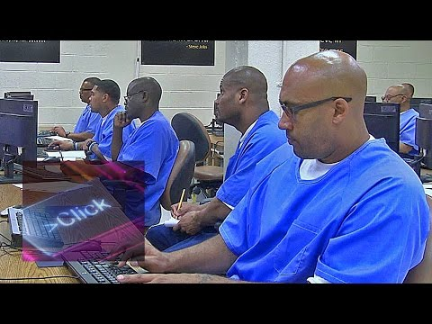 Prisoners & coding: Way to a better life?