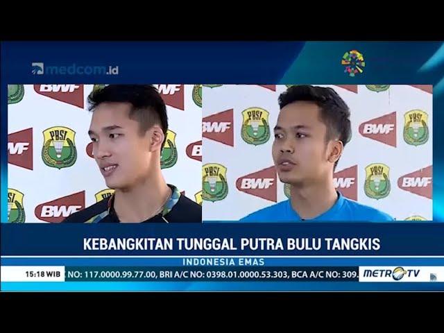 Full Ngobrol Jojo & Ginting : Bukti Kebangkitan Tunggal Putra Indonesia