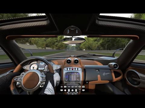 Project CARS GOTY Edition_Pagani Huayra (manche1) |