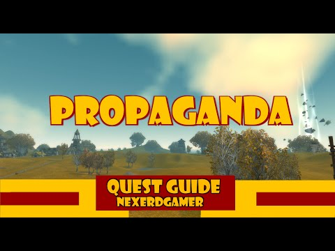 Quest Guide : Propaganda