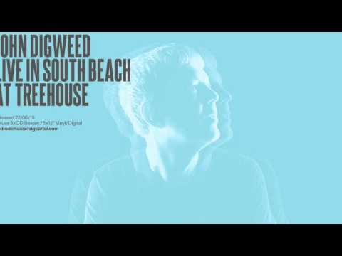 JOHN DIGWEED  'LIVE IN SOUTH BEACH – CD1 Minimix