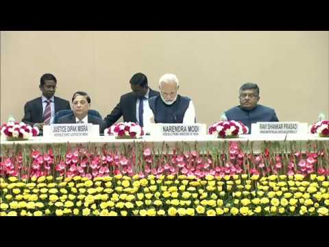 PM Modi delivers the Valedictory address on The National Law Day, 2017 | PMO