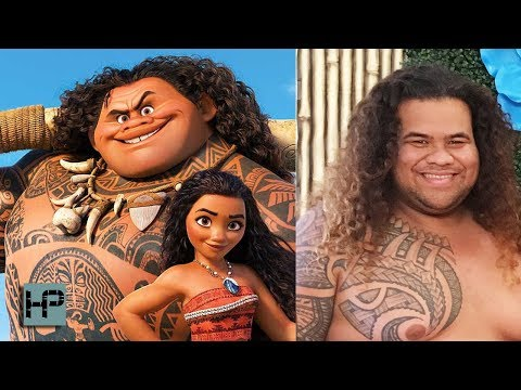 OMG Maui From Disney&39;s Moana -- in Real Life