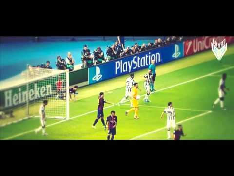 Lionel Messi Vs Juventus UCL Final Berlin