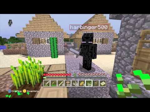 Minecraft - Verses Map - 2 v 2 v 1 and it BEGINS!