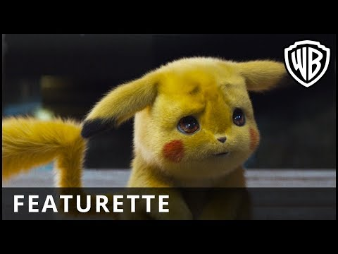POKÉMON Detective Pikachu – Behind the Scenes Featurette  – Warner Bros. UK