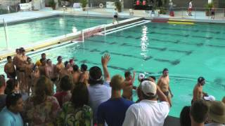 Belen vs St Thomas Water Polo Handshake