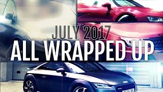 All Wrapped Up July 2017 - Beautiful Custom Car Wraps