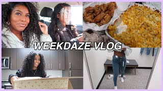 Cook With Me   Fried Chicken, Shopping & Lunch w/ Susu, Wine Gift Baskets!   WEEKLY VLOG