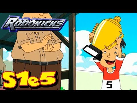 Robokicks (Bola Kampung) | S1E5 | Waiting for the End