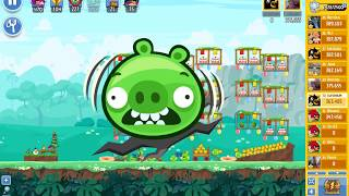 Angry Birds Friends, week 327/B, level 6