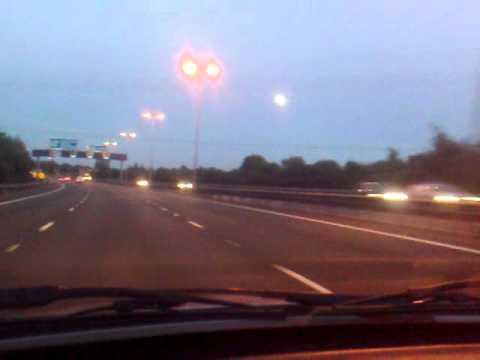 British Motorway M40