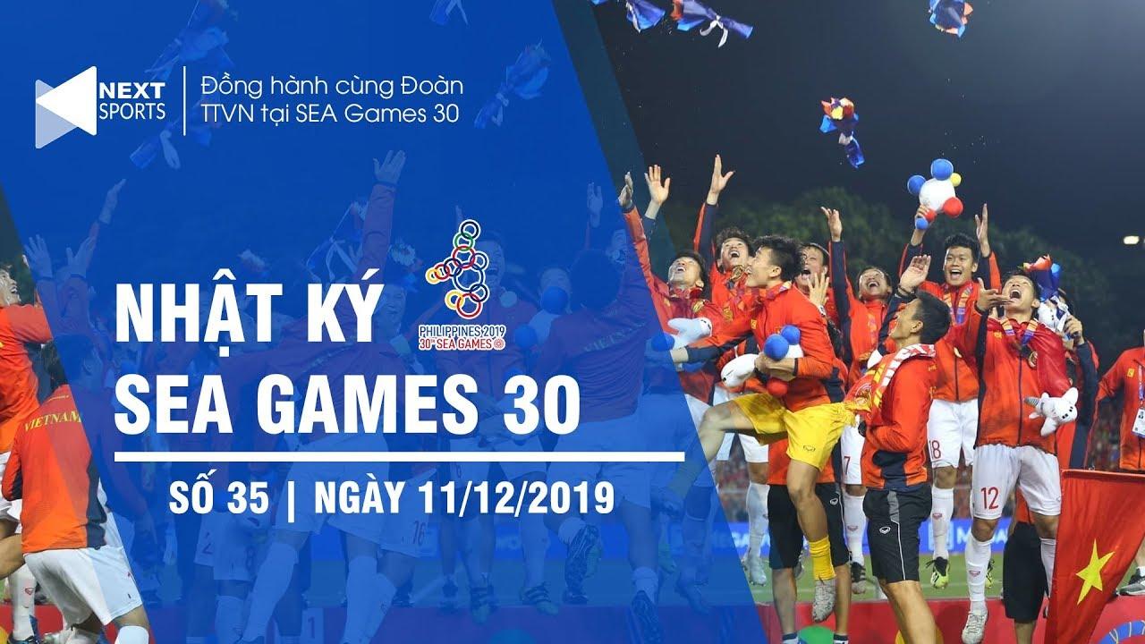 Nhật ký SEA Games 30 trưa 11/12 | U22 Việt Nam nhận mưa tiền thưởng sau tấm HCV lịch sử