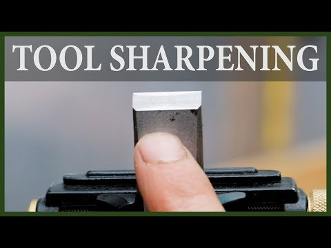 Sharpening Edge Tools  Acorn to Arabella
