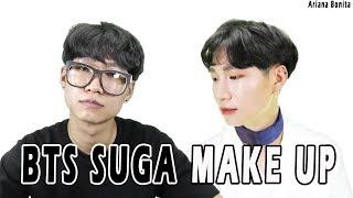 BTS SUGA COVER MAKEUP │ FAKE LOVE │ KPOP IDOL