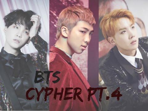 BTS - Cypher pt. 4. Letra fácil (pronunciación).