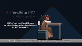 Barriers to Girls' Education العقبات التي تواجه تعليم الفتيات