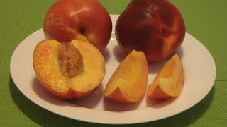 Nectarine Fruit: How to Eat a Nectarine