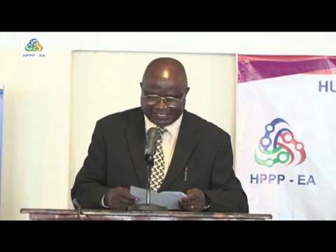 HPPP - Government of Kenya, Mr Wycliffe Ogallo Ministry of Interior