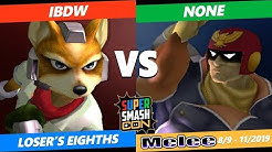 SSC 2019 SSBM - ACE iBDW (Fox) VS  n0ne (Captain Falcon) Smash Melee Loser's Eighths
