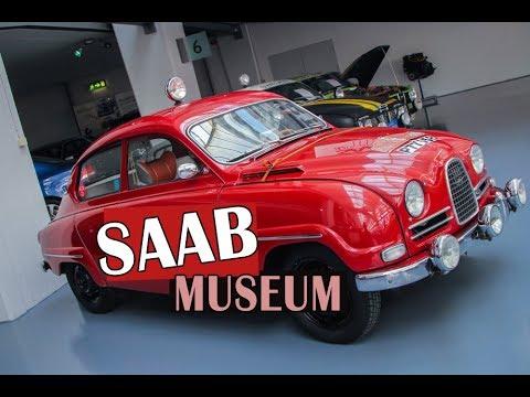 Travel To Sweden Saab Museum In Trollhättan