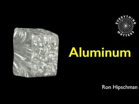 Everything Matters | Aluminum | Ron Hipschman | Exploratorium