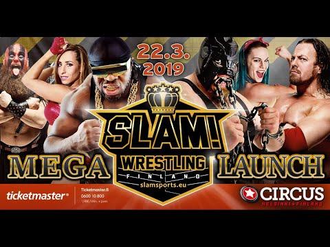Slam Wrestling Finland