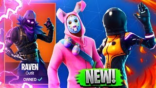 NEW EASTER SKINS IN FORTNITE! - NEW Legendary Skins Fortnite Battle Royale