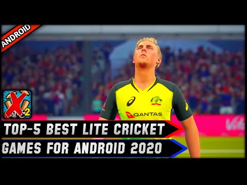 😱Uninstall Wcc2! Top-5 Best High Graphics Lite Cricket Games Of 2020 For Android