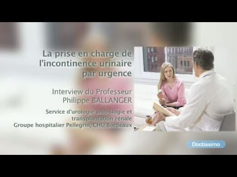 urgence urinaire infection, l