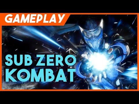 Mortal Kombat 11 - Sub-Zero Gameplay