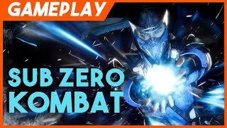 Mortal Kombat 11 - Sub-Zero Gameplay