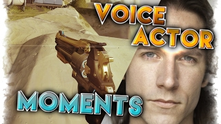 Overwatch VOICE ACTOR Funny Montage Moments | Overwatch Funny Moments