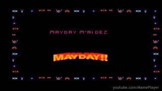 Mayday 1980 Hoei Mame Retro Arcade Games