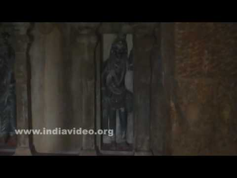 Undavalli caves at Vijayawada, Andhra Pradesh