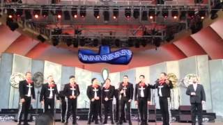 Mariachi Cobre National Amthem 2014 Mariachi USA