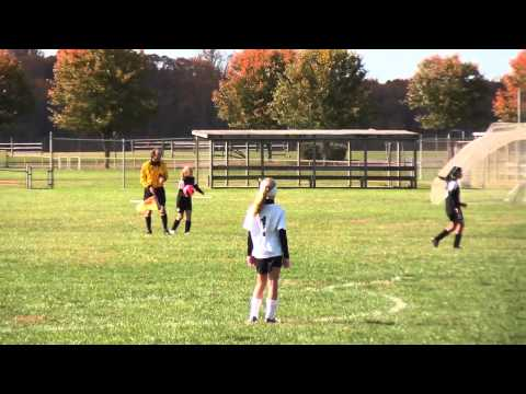 Pittsgrove Nike Rush vs Avalanche November 3 2013